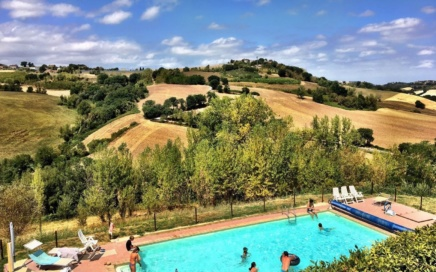 Country house Montesoffio Terre Roveresche